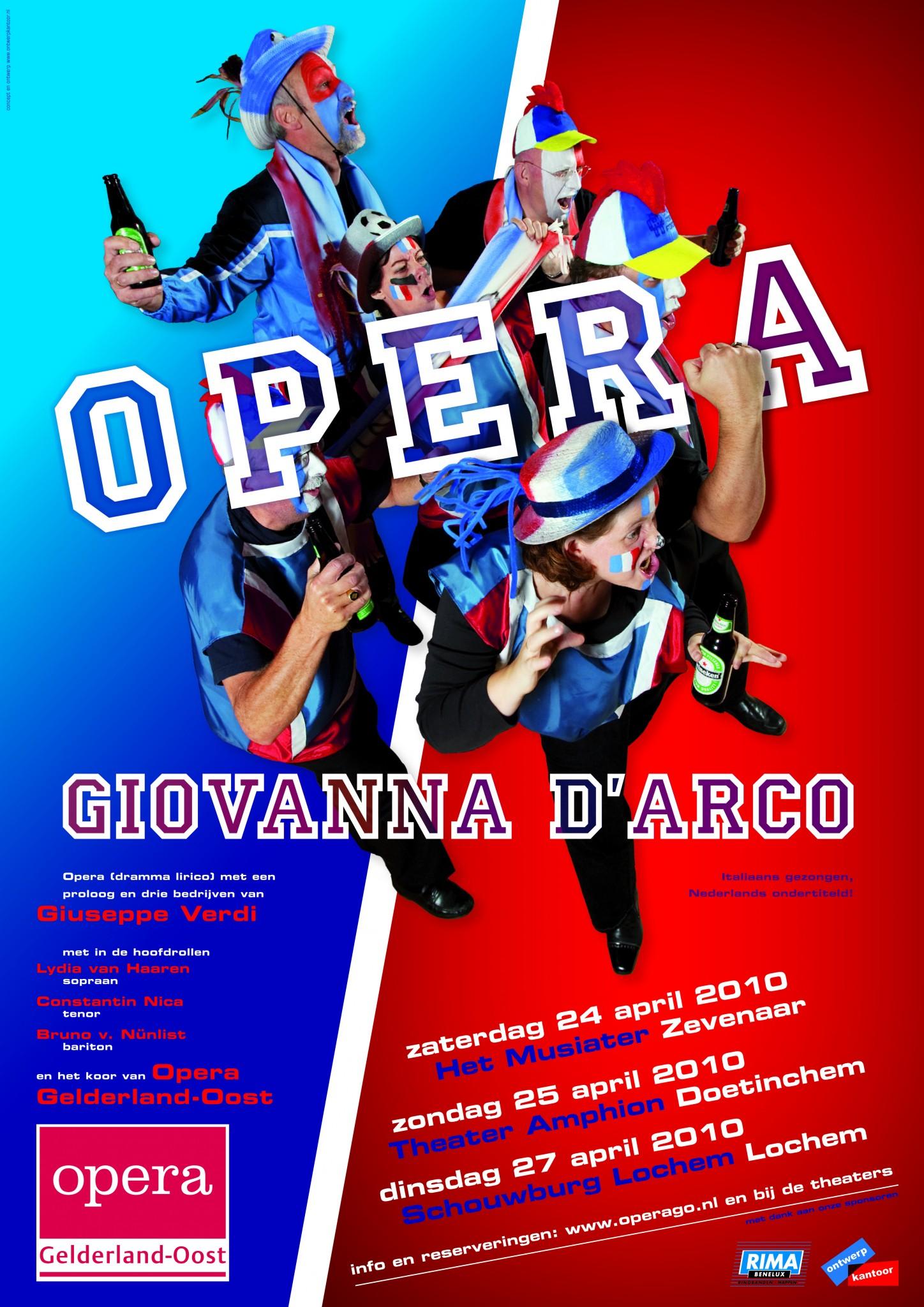 OperaGO affiche